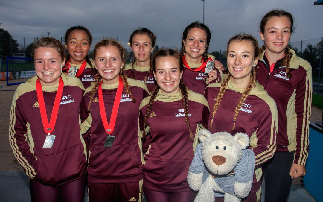 Mérites sportifs jurassiens – Votez pour Fanette Humair et l'équipe féminine de la FSG Bassecourt