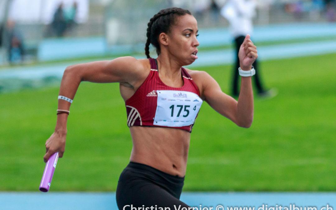 Record de Suisse pour Rachel Pellaud à Minsk