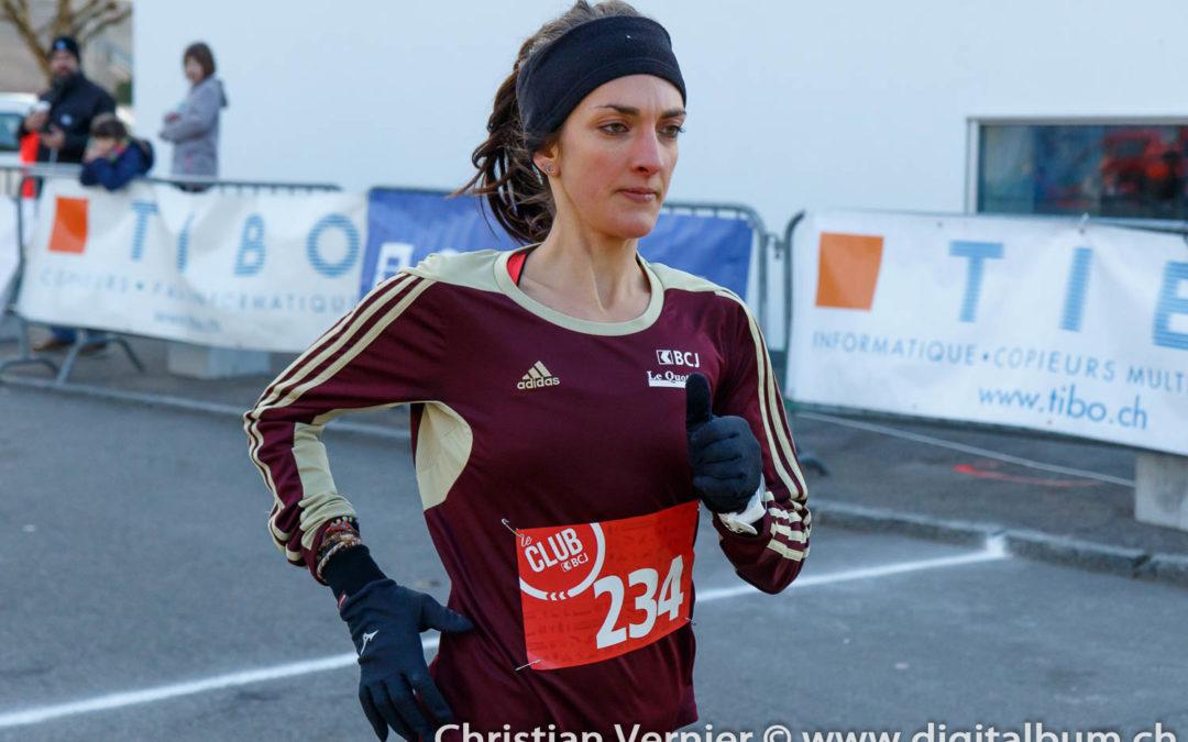 Morgane Crausaz remporte le Trophée jurassien