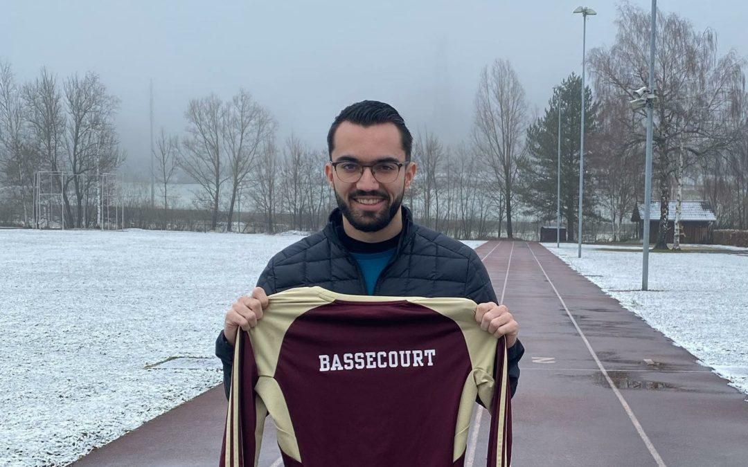 Sylvain Chuard signe à la FSG Bassecourt!