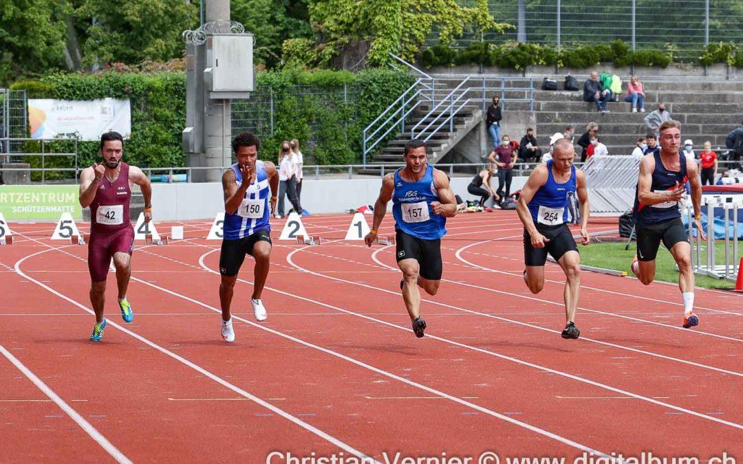 Rachel et Sylvain rapides à Genève